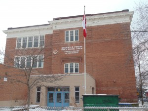 Charles Fraser Junior Public School 79 Manning Ave. • Current enrolment: 228 • Utilization rate: 51% • Projected utilization rate in 2034: 60%