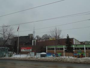 Ryerson Community School 96 Denison Ave. • Current enrolment: 317 • Utilization rate: 53% • Projected utilization rate in 2034: 100%