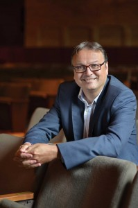 The Royal Conservatory of Music's executive director of the performing arts, Mervon Mehta, supports the Ontario government's open approach to developing a cultural strategy for the province. Courtesy of the Royal Conservatory of Music