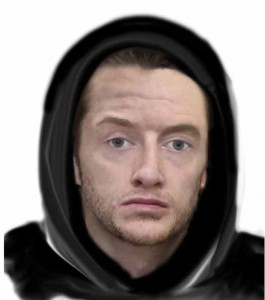 A composite sketch of the man alleged to have been involved in a sexual assault at Harbord and Bathurst streets on Jan. 9. COURTESY?TORONTO?POLICE?SERVICE