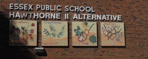 PHOTO BY CLARA FEINSTEIN: The TDSB's July 2005 attempt to lease Essex Jr. and Sr. Public School (above) backfired in the face of public outcry.